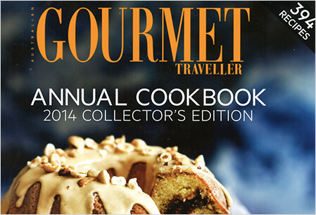 Gourmet Traveller Recipe Book