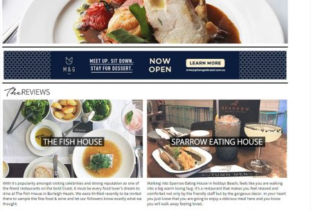 Crave GC review the The Fish House